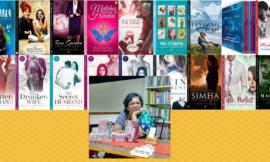 An author Interview of Sundari Venkatraman